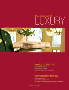 Luxury Collection Cover
